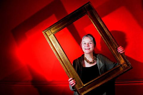 York Museums Trust chief executive Janet Barnes