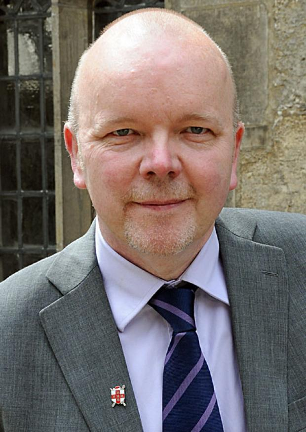 Pete Dwyer, who will leave his role as City of York Council's director of adults, children and education in April