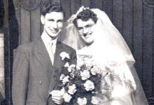 Cyril and Jean Murfitt (nee Mason)