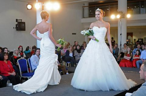 The Yorkshire Living Brides Fair at York Racecourse