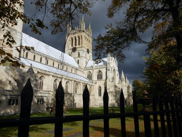York Press: Selby Abbey is well worth a visit