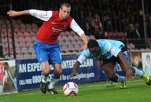Matty Blair is in line for a return to an attacking midfield role for York City tomorrow