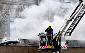 York Press: Fire at University of York