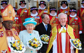 Coverage of The Queen's visit to York