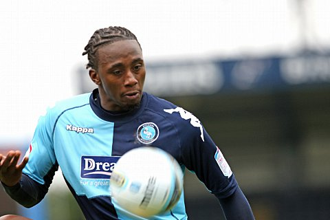 York City sign Wycombe right-back Marvin McCoy