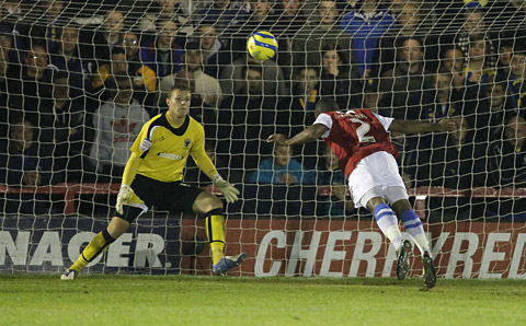 AFC Wimbledon 4, York City 3