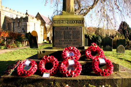 Remembrance Day, All Saints Church, Kirkbymoorside