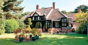 York Press: The Old Golf Club House at Fulford