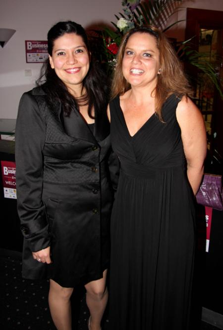 . Irma Gomez and Ruth Bernard