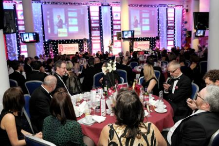 The Press Business Awards 2012
