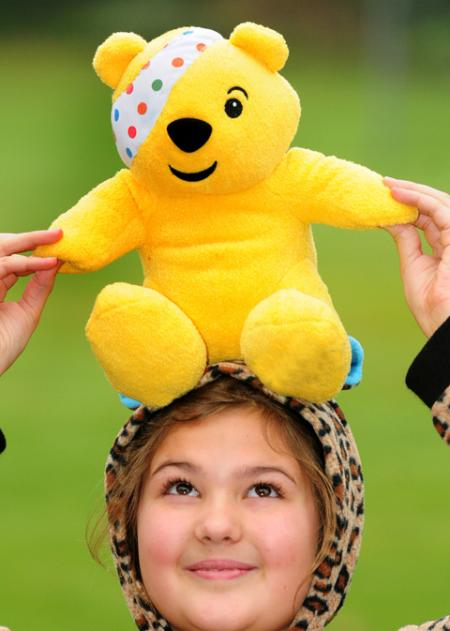 Fundraisers across York and the region did their bit for the BBC's Children In Need appeal.