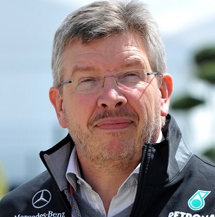 Ross Brawn, pictured, says Lewis Hamilton is 'hugely motivated'