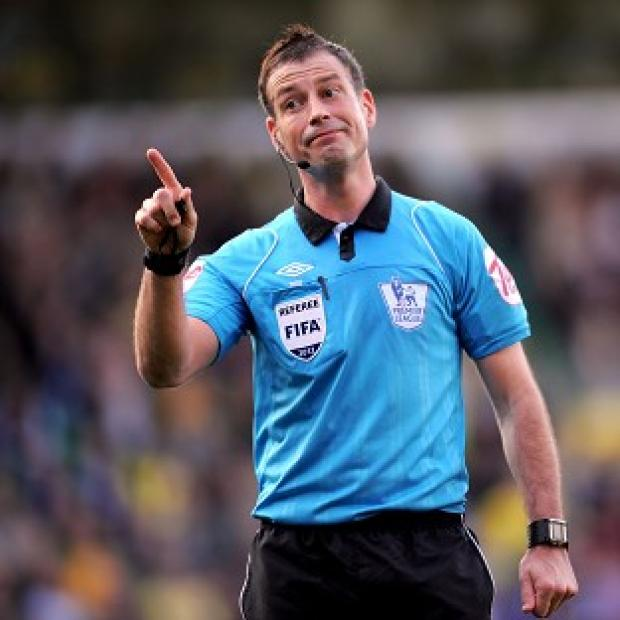 York Press: Mark Clattenburg has not officiated a football match for three weekends