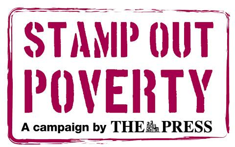 Stamp Out Poverty campaign