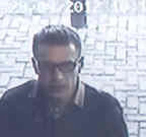 CCTV image released by police following Maplin Electronics theft