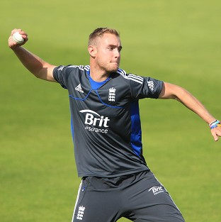 England are concerned over Stuart Broad's bowling form
