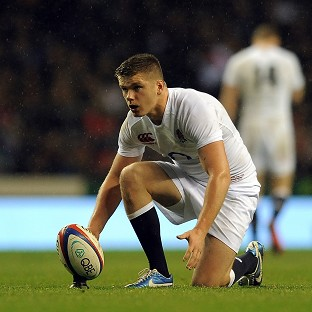 Owen Farrell has earned himself a spot at number 10