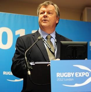 Ian Ritchie would like the England-Wales game to be played at Twickenham