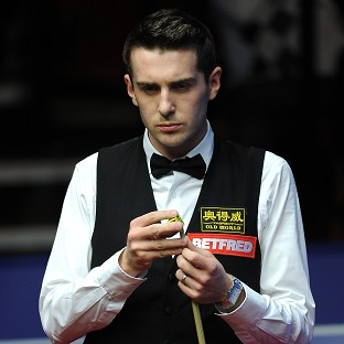 Mark Selby is hopeful of ending the weekend as the new world number one