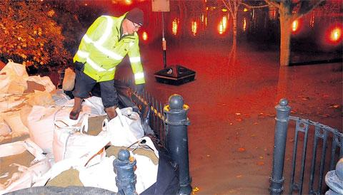 Floods will be on the agenda in York next year