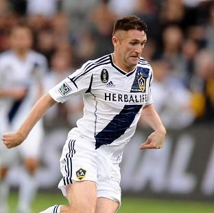QPR are hoping to sign Robbie Keane in the new year
