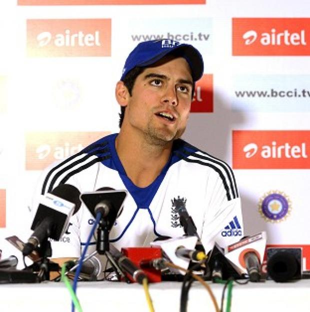 York Press: Alastair Cook heaped praise on England following their second successive Test victory over India