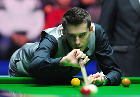 World number one Mark Selby beats Shaun Murphy 10-6 in classic UK final in York