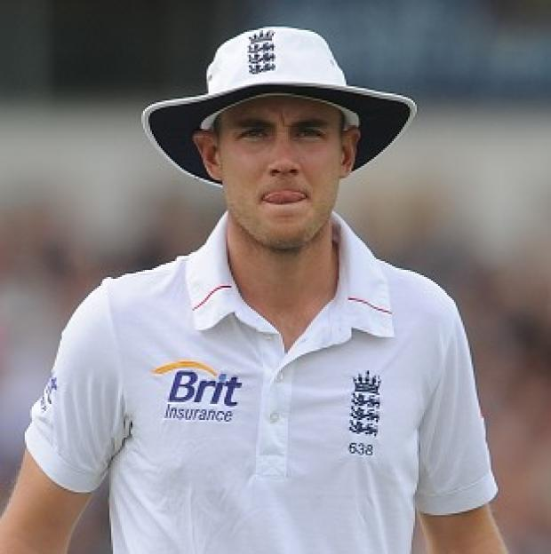 Stuart Broad has endured a difficult tour after being left out of the third Test