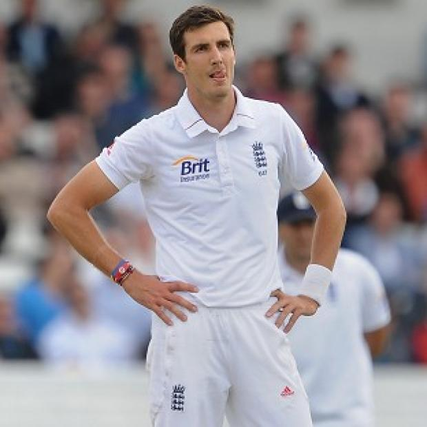 Steven Finn's absence would leave England depleted in the bowling department