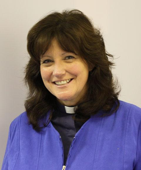 The Rev Canon Sue Sheriff, who has been appointed as the temporary Archdeacon of York