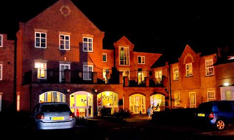 Birchlands Care Home, in Moor Lane, Haxby