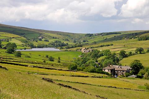 York Press: There are many reservoirs in the Pennines, none more stimulating than the Ponden Reservoir