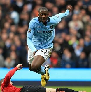 Yaya Toure will be required for international duty with Ivory Coast at the African Nations Cup