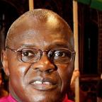 Dr John Sentamu hopes for a time of peace and joy