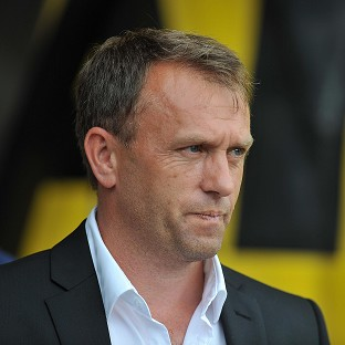Mark Robson has left his role at Barnet