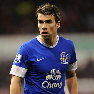 Seamus Coleman wants to stay at Everton for 'as long as possible'