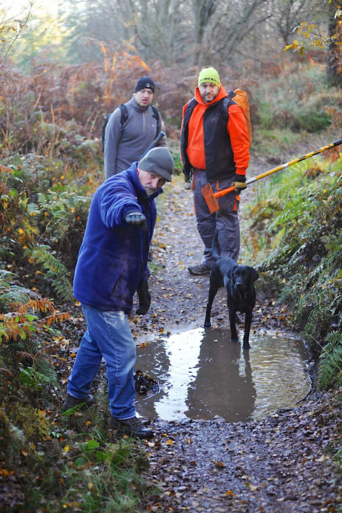 Dalby Forest volunteers help keep trails network in top shape