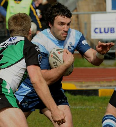 Captain James Ford leads York City Knights into their first friendly of 2013 tomorrow