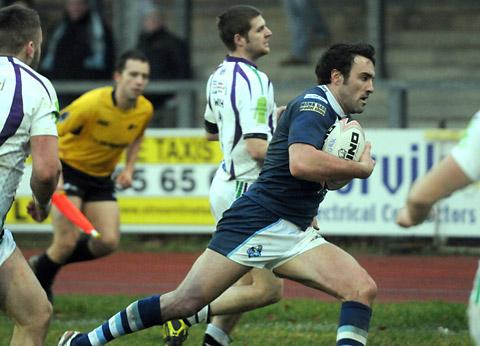 Skipper James Ford hopes the Knights get off to a flier this weekend despite the opener being against Whitehaven led by former York coach Dave Woods