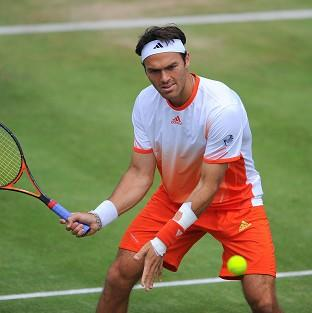 Ross Hutchins will begin treatment for Hodgkin's Lymphoma on Thursday