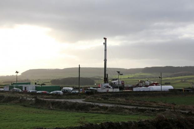 York Press: York Potash drilling rig