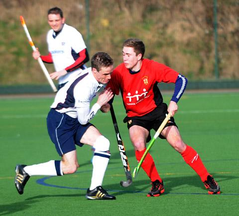 York Press: City of York's Ben Bull on the attack