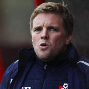 Eddie Howe was proud of the performance from his Bournemouth side