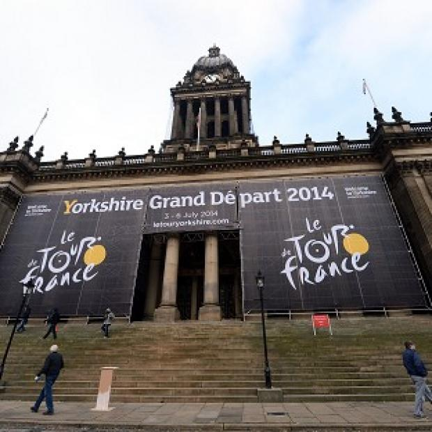 York Press: The 'Grand Depart' will start in Yorkshire