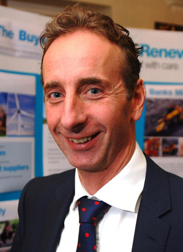 Phil Dyke, Banks' development director
