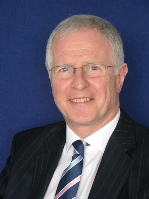 Chairman of NHS North Yorkshire and York, Kevin McAleese