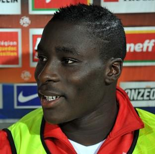 Full-back Massadio Haidara has made 17 Ligue 1 appearances this season for Nancy