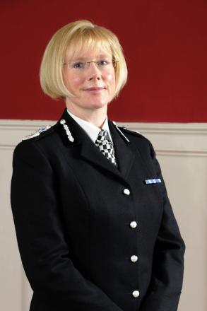 Justine Curran proposed as new chief constable of Humberside Police