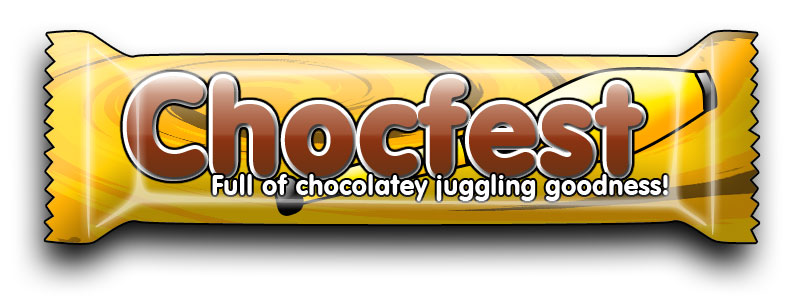 Chocfest!! Juggling Convention