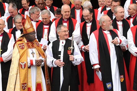 Popular church leader consecrated as new Bishop of Beverley